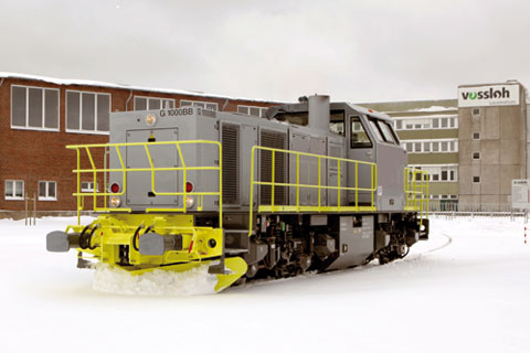 Vossloh Locomotives